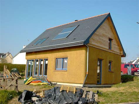 maison bois et paille 28 images nos maisons paille 171 pr 234 tes 224 vivre 187 ossature