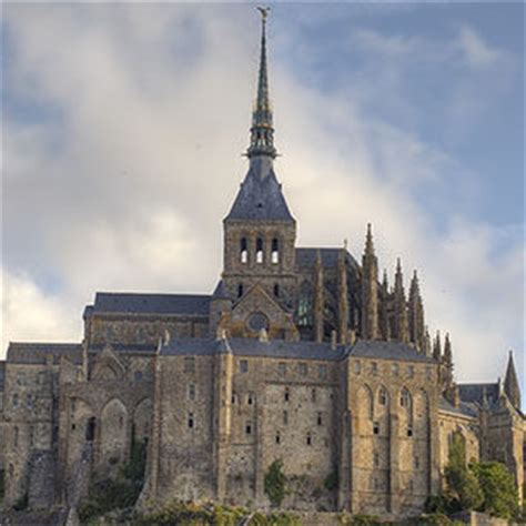 abbaye du mont michel