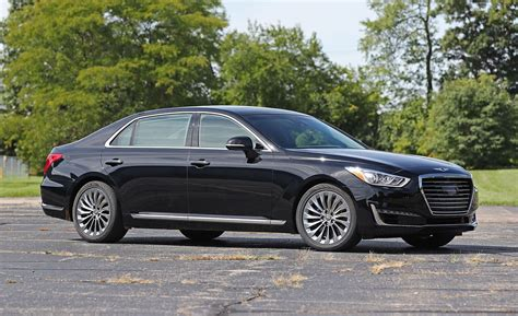 2017 Genesis G90 50 V8 Test  Review  Car And Driver