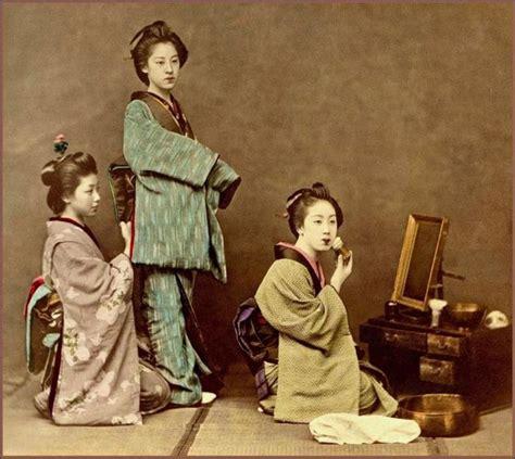 vintage geisha  vintage everyday