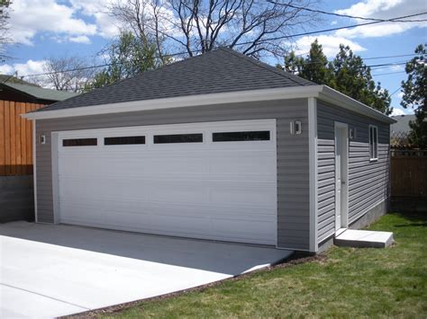Menards Storage Shed Doors by 24x24 Garage Plans Picture The Better Garages Tips For