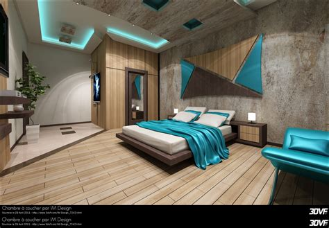 chambre a coucher design 3dvf com portfolio de tarmiz ilyes im design