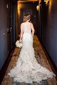 Glamorous gold and black san diego wedding modwedding for San diego wedding dresses