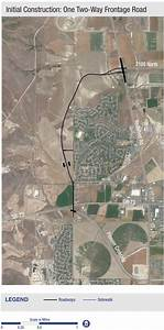 Construction Of Next Phase Of Mountain View Corridor To