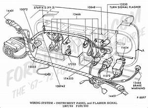 ford truck technical drawings and schematics section i With ford truck wiring diagrams ford truck wiring diagrams fuse box diagram