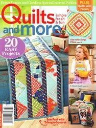 quilts more summer 2010