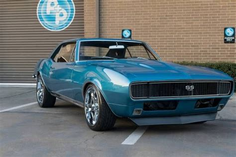 Chion Chevrolet Houston by 1967 Chevy Camaro Ss Restomod For Sale In Houston