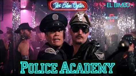 Police Academy - 'Blue Oyster' Bar Music (Jean-Marc ...