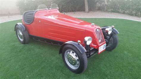 1931 Alfa Romeo P2 Monoposto Roadster  Amazing Replica