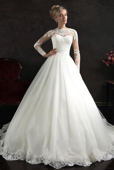 Buy New Robe De Mariage Romantic White