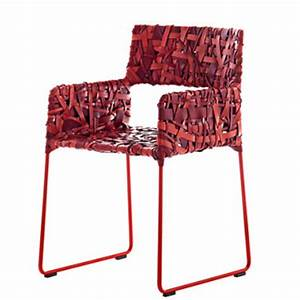 Marcel Wanders Troy Chair With Metal Legs