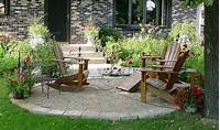 good looking crushed rock patio design ideas crushed rock patio ideas | Crushed rock & sandstone patio ...
