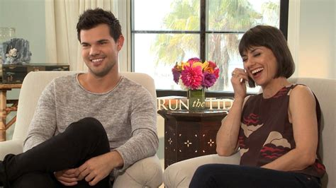 EXCLUSIVE: Constance Zimmer Wants Taylor Lautner as a ...