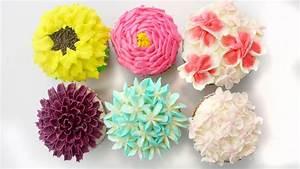 Diy Buttercream Flowers Tutorial