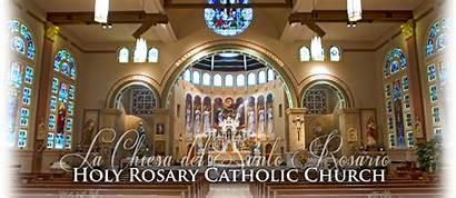Parish Rosary Holy Indianapolis Mission Catholic Church