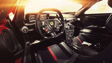 2019-2020 Ferrari Fxx K Hybrid Supercar Redesign