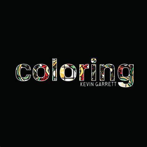 coloring  kevin garrett  listening  soundcloud