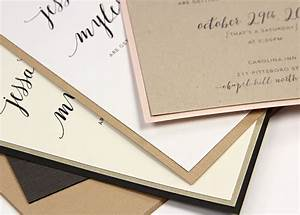 Linen sumi cardstock x tsumugi lb cov and templates for Wedding invitations lb paper
