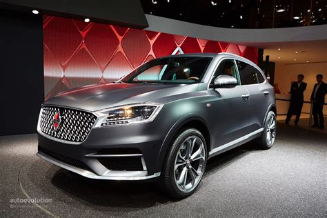 Borgward Is Officially Back With Its Bx7 Suv In Frankfurt
