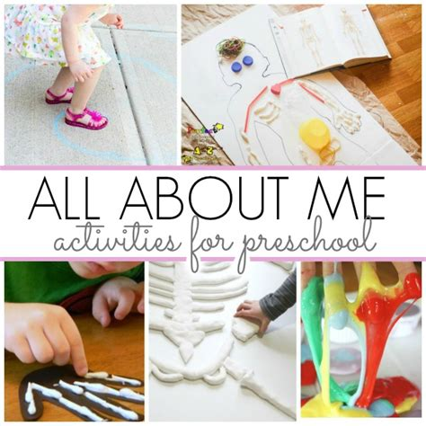 body theme worksheets  preschool