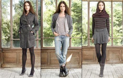 comptoir de la mode comptoir des cotonniers collection automne hiver 2009