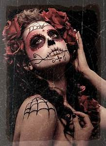 1000 images about Day of the dead makeup on Pinterest