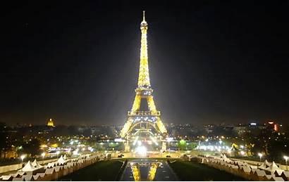 Paris Eiffel Tower Monuments Londoner Goodnight Goodbye