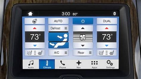 sync  settings overview sync official ford owner site