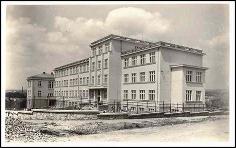 Historické fotografie - Turnov - gymnázium