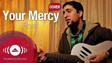 Your Mercy [maroon 5 Cover