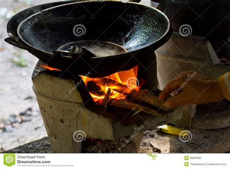 cooking with charcoal cook with charcoal royalty free stock photo cartoondealer com 77186205