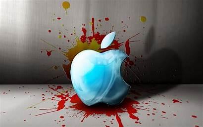 Apple Wallpapers Mooie Laptop Blauwe Achtergronden