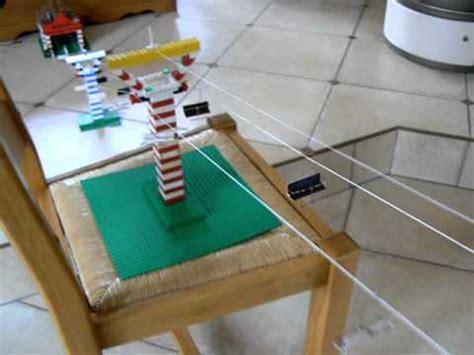 fabriquer une chaise miniature télésiège miniature emilien en lego mov