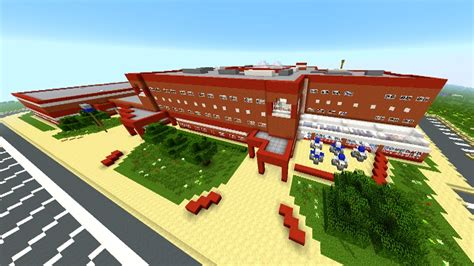 minecraft school pvp with the pack minecraft school map