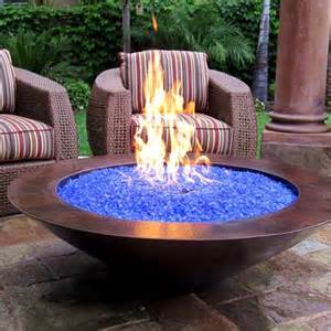 How To Remove Standing Water From Yard by Fire Glass No Smoke Odor Or Ashes And Plenty Of Style