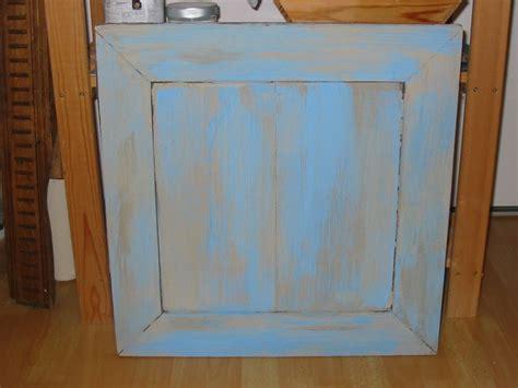 chambre gris et bleu porte patinée gris bleu photo de meubles patinés