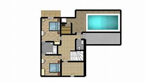 beautiful plan de maison de luxe avec piscine ideas With marvelous plan gratuit de maison 11 plenitude