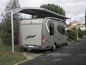 Carport Camping Car : prix sur demande ~ Dallasstarsshop.com Idées de Décoration