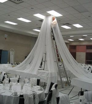 best 25 ceiling draping wedding ideas on
