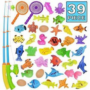 Outdoor Spielzeug Für Kleinkinder : angeln spielzeug badespielzeug 39 st cke magnetisches angeln spielzeug originales farbiges ~ Eleganceandgraceweddings.com Haus und Dekorationen