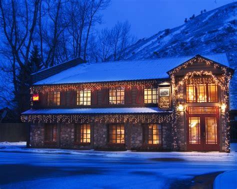 Jackson Hole Holidays A White Christmas At Inn On The Creek