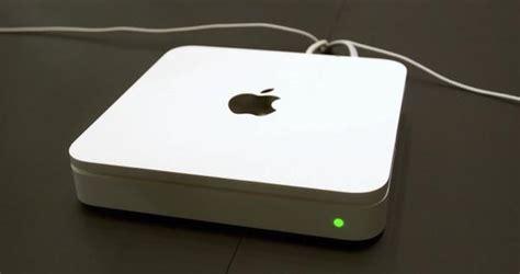 bureau mini disque dur apple