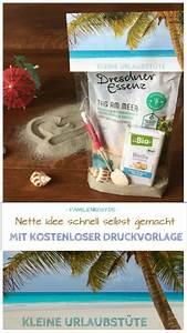 Blumen Gießen Urlaub : urlaub in der t te selber machen mit druckvorlage kleine ~ Articles-book.com Haus und Dekorationen