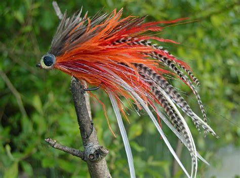 Tying Pike Flies  Crazy Hooks By Matt Pickup