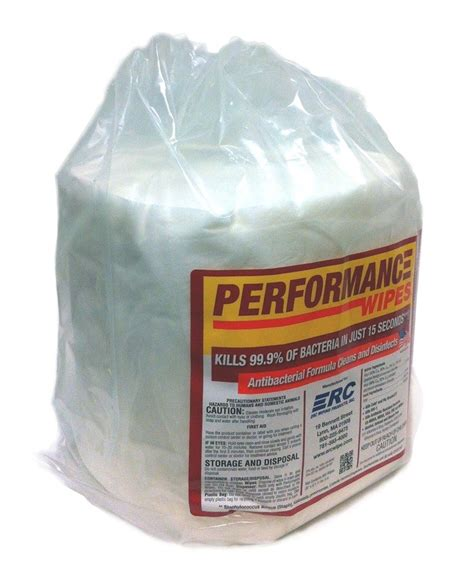 Gym & Spa Performance Disinfectant Wipes Bulk 800 Roll