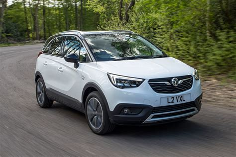 vauxhall crossland   diesel  review auto express