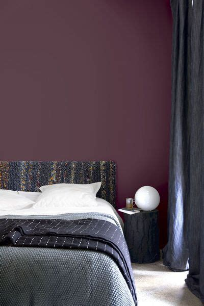 peinture prune chambre les 25 meilleures idées de la catégorie couleur aubergine