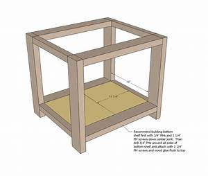 rustic end table woodworking plans - WoodShop Plans