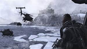 Daring Escape Captain Price From Gulag   Call Of Duty 4