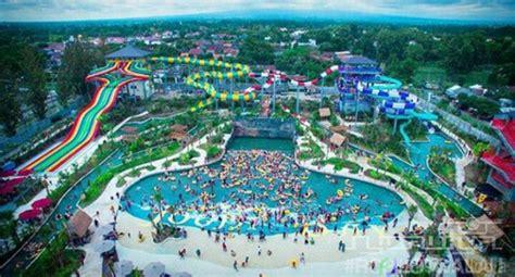 spot foto keren  jogja bay waterpark   hits